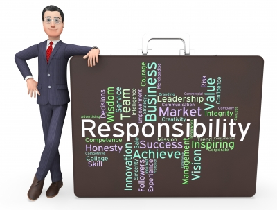 It Is Your Responsibility for Response-Ability